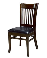N-C6012 Slat Back Dinette Chairs