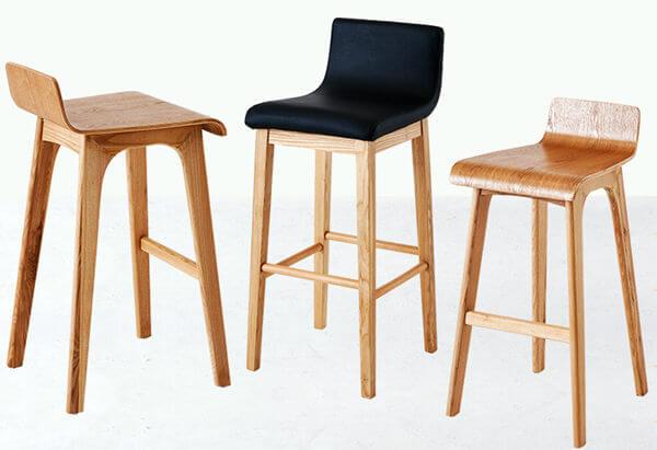 Breatfast chairs stools w/wo cushion