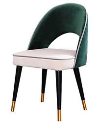 N-C3015 Egg-shaped back ining chair