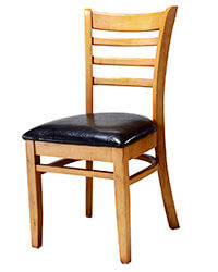 N-C6010 ladder back dining chair