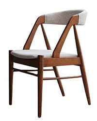 N-C5002 Nordic Solid Wood Side Chairs